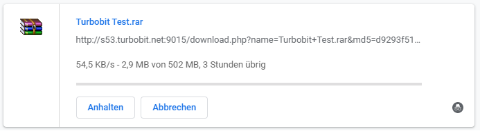 turbobit.net kostenloser account