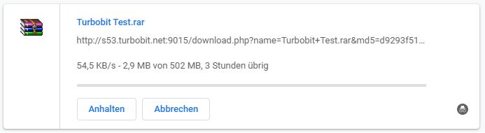 turbobit.net kostenloser account