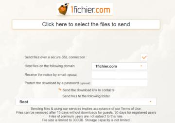 1flichier.com premium test