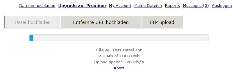file al upload